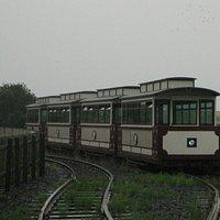 この鉄道の列車
