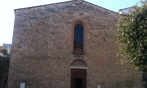 Facciata di San Lorenzo a Poggibonsi