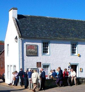 Visitors love Groam House Museum
