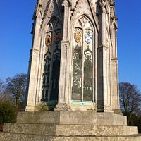 Eleanor Cross, Sledmere, East Riding of Yorkshire