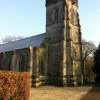 St Mary's Church, Sledmere, East Riding of Yorkshire