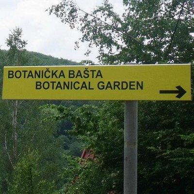 dulovina botanical garden