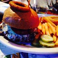 Bull Burger... Yumm