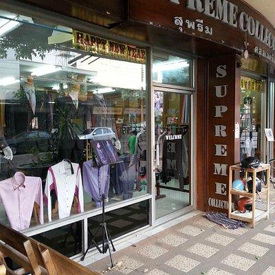 The Shop WIndow on Sridonchai Road