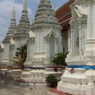 Maha Pruettharam Worawihan Temple.