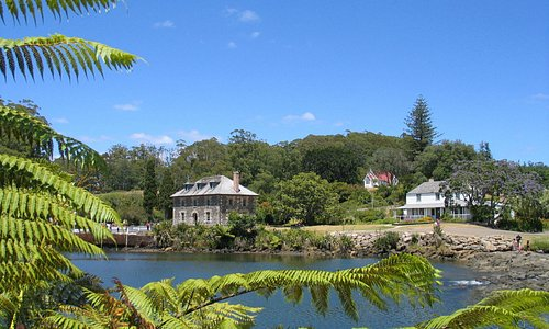 Picturesque Kerikeri Mission Station