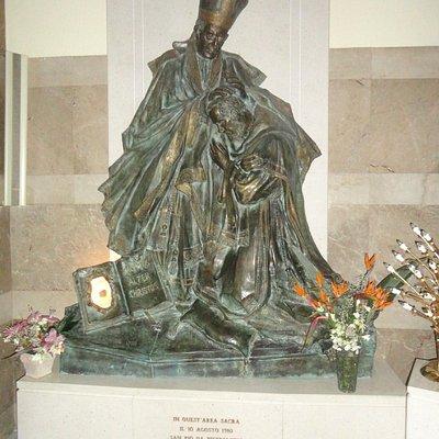 Statua S. Pio