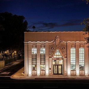 Renovated Citrus Belt S&L Building