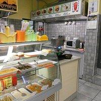 Avrasya Kebab - locale rinnovato