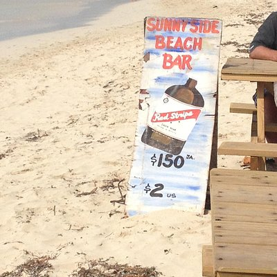 Cheapest Beer on the Beach