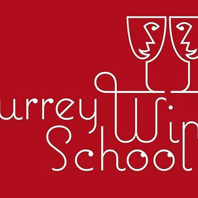 Surrey Wine school Logo