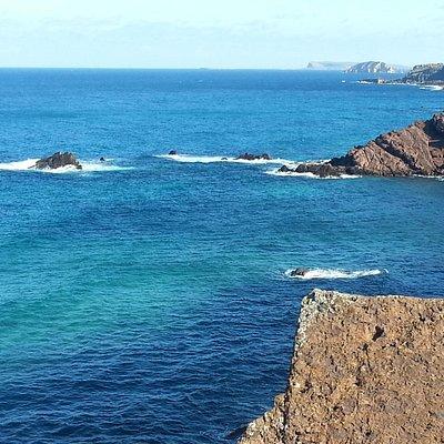 Cala Pilar, Costa Norte