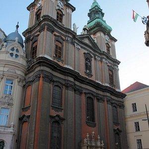 University Church - Facade