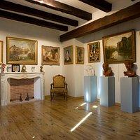 Musée La villa des Peintres, 3 rue de la Mission 82800 Montricoux  05.63.67.29.54  -  06.68.13.