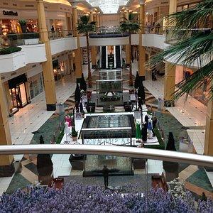 Sunset mall - AVM