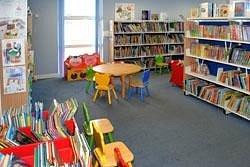 Castlederg Library - Interior