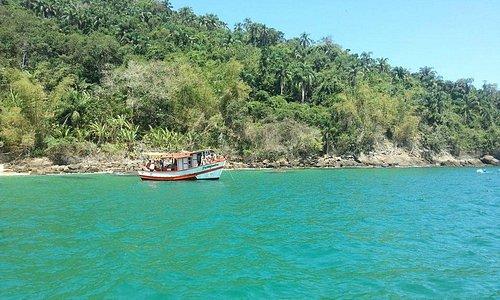 Dá série... as belezas do Brasil! - Ilha das Couves
