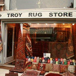 troy rugs