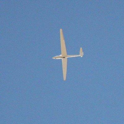 Schleicher ASK-21 sailplane