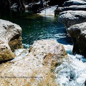 McKinney Falls State Park - Upper Falls