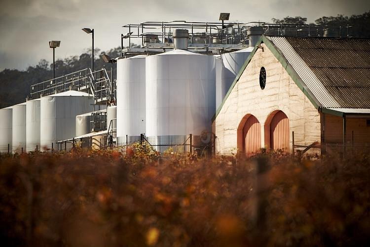 Baileys Wine Vats