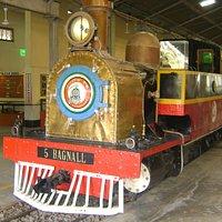 1916 Steam Loco BAGNALL