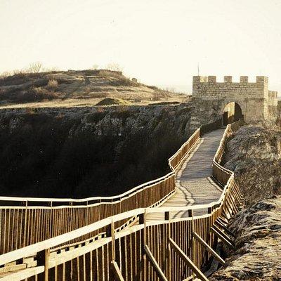 Крепость Овеч