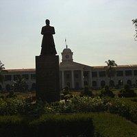 Secretariat Buildings (photo taken in the morning)