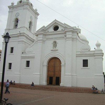 Catedral de Santa Marta.