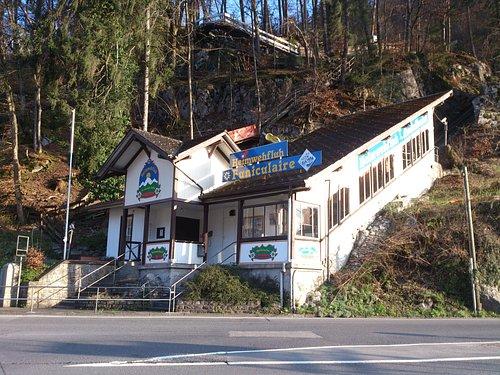 Interlaken - Heimwehfluh - Talstation