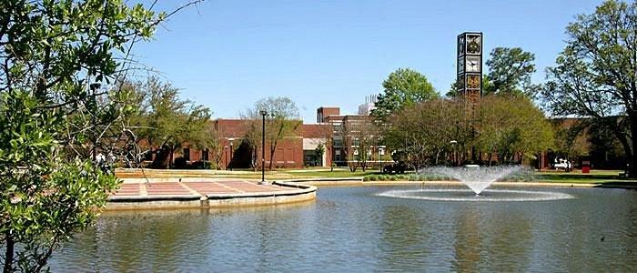 UNCP Campus