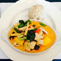 Mango Curry with Chicken