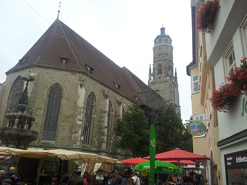 The Daniel Tower