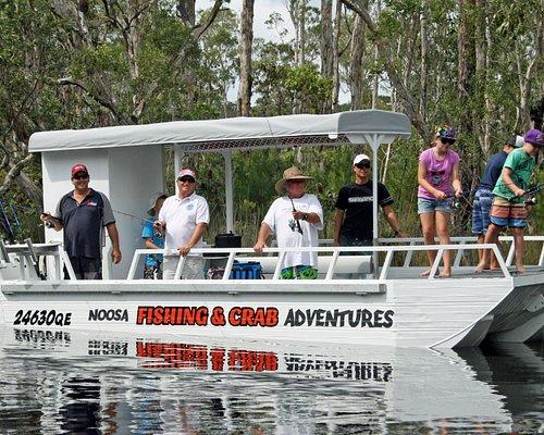 Our custom designed boat 'Jaylea'