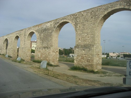 Larnaca Kamares Aqueduct