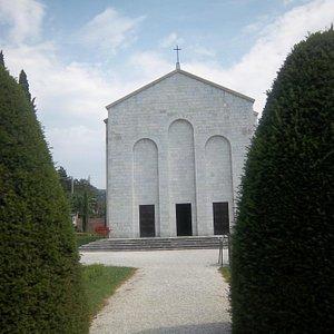 il Mausoleo dei 40 Martiri