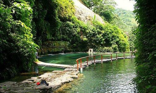 Los Chorros Spring Pools 15 minutes away from Juancito´s