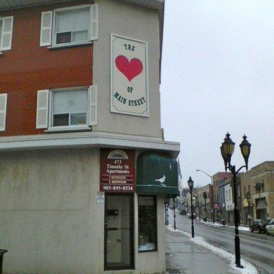 "The ""Heart"" of Main Street"
