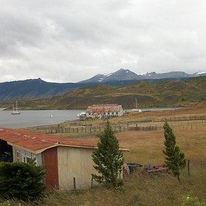 Estância Puerto Consuelo, Puerto Natales, Patagônia Sul, Chile