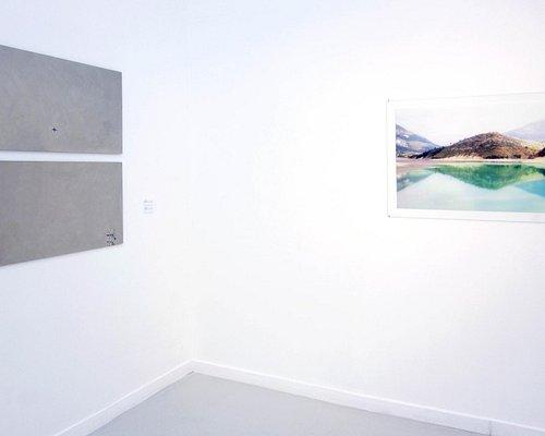 vue d'exposition O sole Mio - David Ancelin