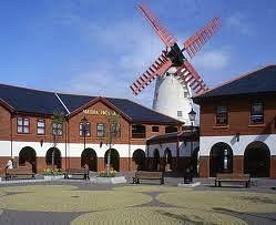 Marsh Mill Windmill and shopping village
