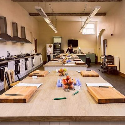 Seasoned kitchens at Catton Hall