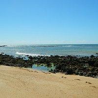 Final da praia dos Castelhanos