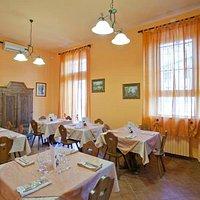 Sala grande ristorante