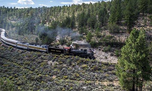 Vintage Steam Locomotive No. 4960