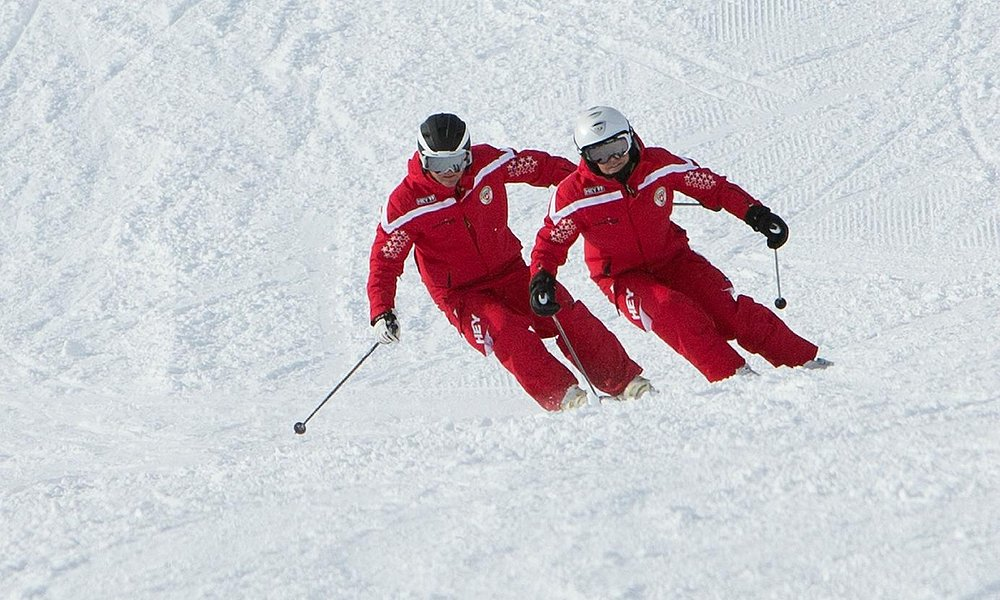 ESS Morgins Instructors, holiday with Morgins Snowsports