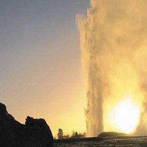 Pohutu Geyser Te Puia Rotorua