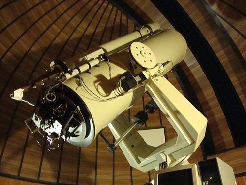 meravigliosa tecnologia in cupola