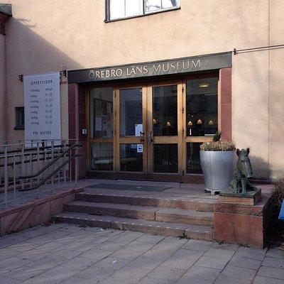 Orebro LANs museum