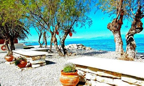 vrachati beach house